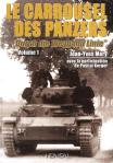 Couverture_Livre_Heimdal_MARY_Jean_Yves_Carrousel_Panzer_Volume_1