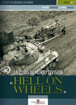 livre_caraktere_bernard_vencent_kadari_yannis_2nd_us_armored_division