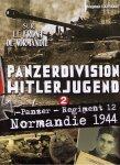 Maranes 2015 CAZENAVE Stephan Panzerdivision Hitlerjugend volume 2