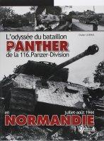 Histoire et Collections 2012 LODIEU Didier bataillon Panther 116 Panzer-Division