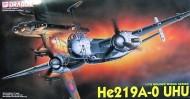 Dragon 1-72 Heinkel He 219 A-0 Uhu