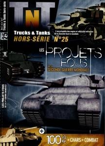 Trucks and Tanks TnT HS 025