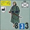 Vae Victis 048 Ardennes 1944 Pions 277 Volks-Grenadier-Division