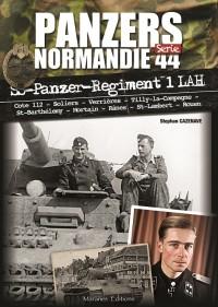 Maranes 2017 CAZENAVE Stephan Panzers Normandie 44 SS-Panzer-Regiment LAH