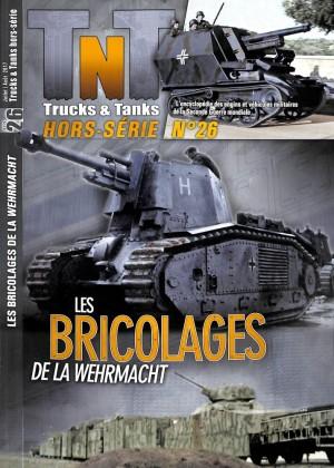 Trucks and Tanks TnT HS 026