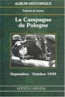 Heimdal 1999 de LANNOY Francois La campagne de Pologne 1939