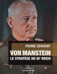 Perrin 2013 SERVENT Pierre von Manstein stratege du III Reich
