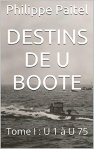 Amazon Kindle 2015 PAITEL Philippe Destins de U-Boote tome 1
