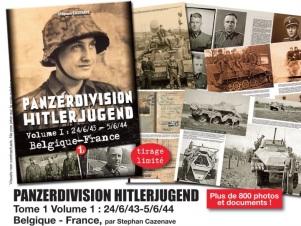 Maranes Flyer Panzerdivision Hitlerjugend tome 1 volume 1