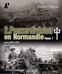 Heimdal 2019 DEPRUN Frederic 2 Panzer-Division tome 1