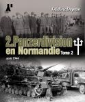 Heimdal 2019 DEPRUN Frederic 2 Panzer-Division tome 2