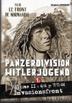 Maranes 2019 CAZENAVE Stephan Panzerdivision Hitlerjugend volume 1-2
