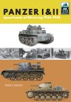 Pen and Sword 2018 JACKSON Robert Panzer I and II Blueprint for Blitzkrieg Tank Craft #7