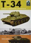 Pen and Sword 2018 JACKSON Robert T-34 Tank Craft #9