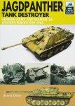 Pen and Sword 2018 OLIVER Dennis Jagdpanther Tank Destroyer Western Europe 1944-1945 Tank Craft #6