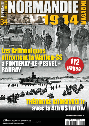 Normandie 1944 Magazine 034
