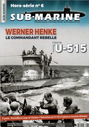 Submarine HS 006